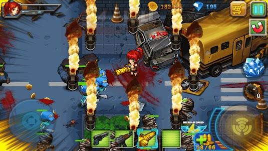 Zombie Killer - Hero vs Zombies 1.8 screenshot 2