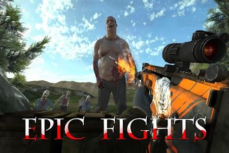 🧟Zombie Ops 3D shooter - sniper undead revenants 5.0.0 screenshot 6