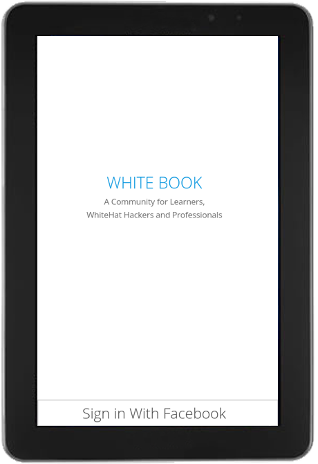 WhiteHat Hacking Tutorials 1 0 2 APK Download - Android Books