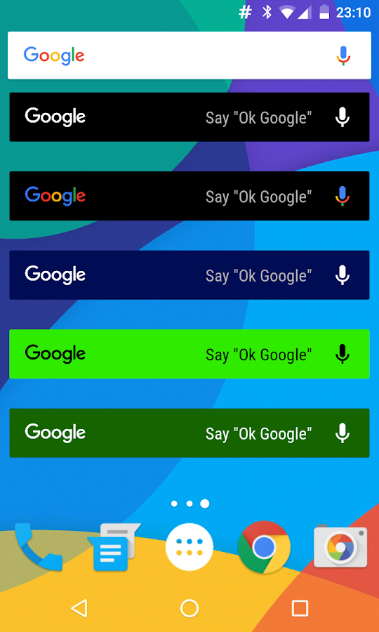 Search Bar M 1 2 APK Download - Android Personalization Apps