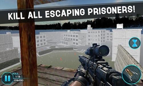 Prison Break: Sniper Duty 3D 1.0.7 screenshot 5