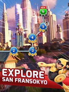 Big Hero 6 Bot Fight 2.7.0 screenshot 4