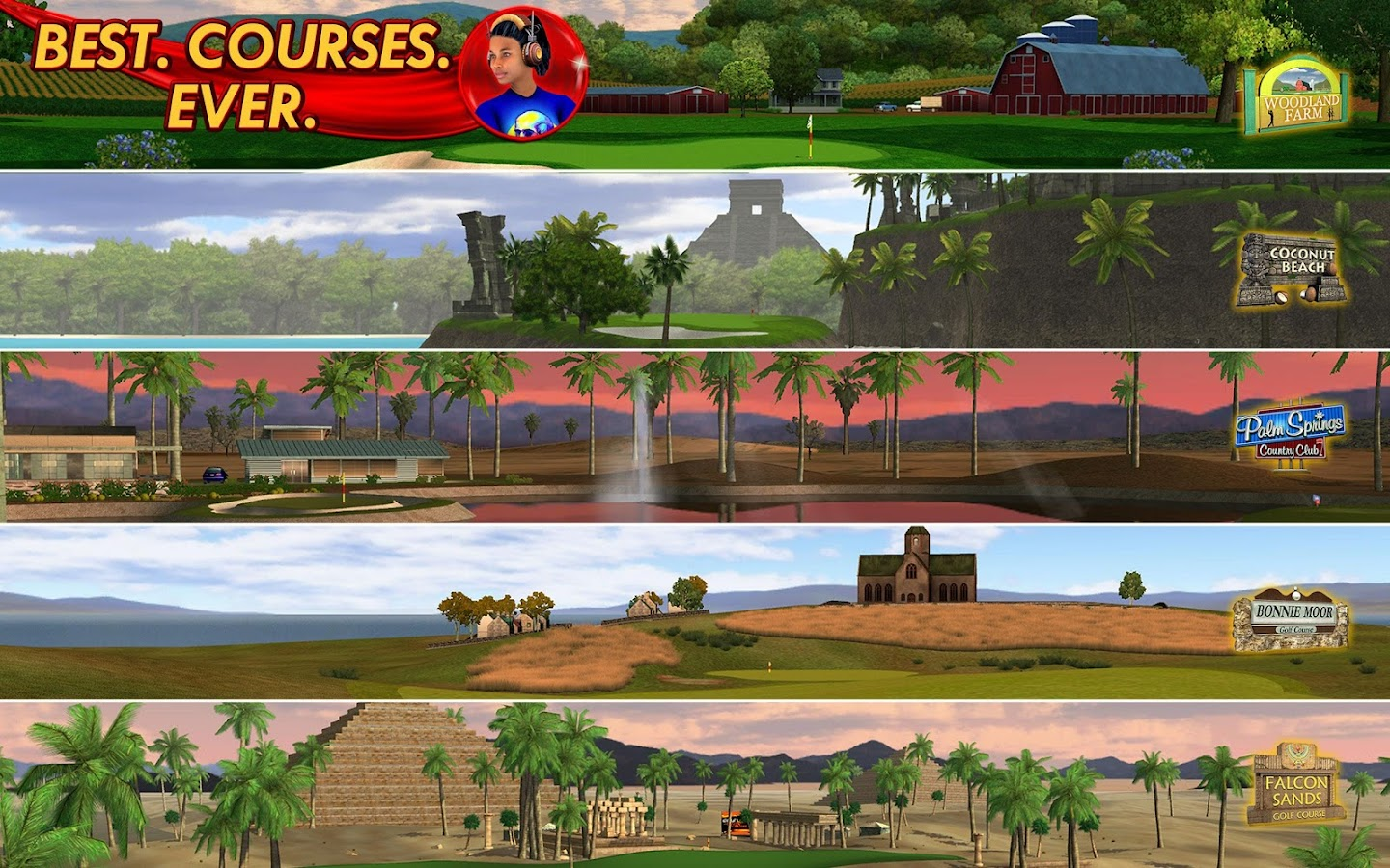 Golden Tee Mobile 1 1 9 APK Download - Android Sports Games