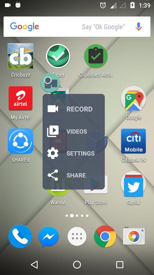 rec screen recorder pro apk uptodown