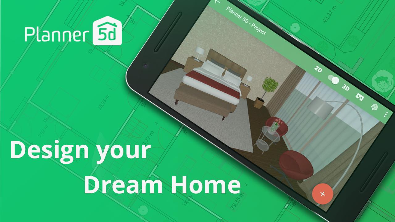 Planner 5d home interior design creator 1 18 5 screenshot 1