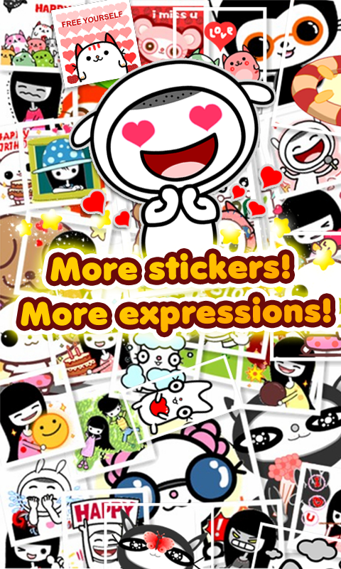 My Chat Sticker 2 2 0 9 APK Download - Android Communication