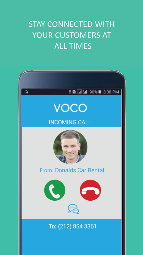 Voco - 2nd Phone Number 4 0 10952 APK Download - Android