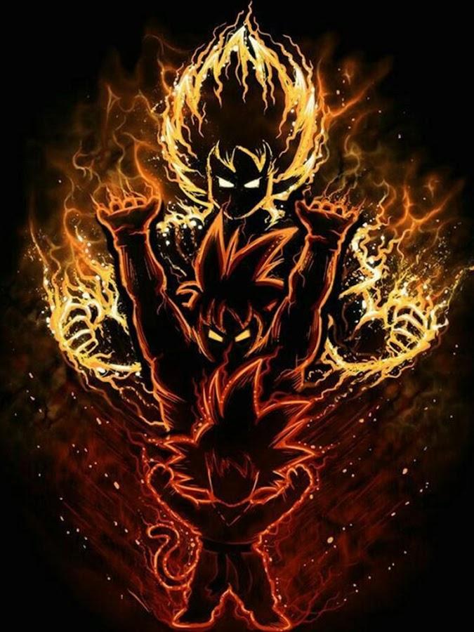 Super Goku Wallpapers Limit Breaker 12 Apk Download