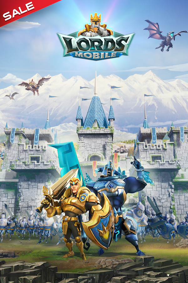 com igg android lordsmobile 2 1 APK + OBB (Data File