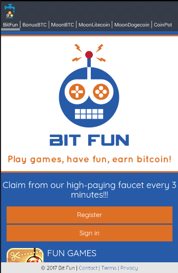 CoinPot Faucets Free 7 2 APK Download - Android Productivity