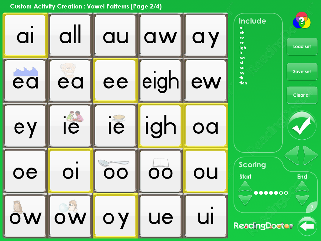 Letter Sounds Lessons Blendspace