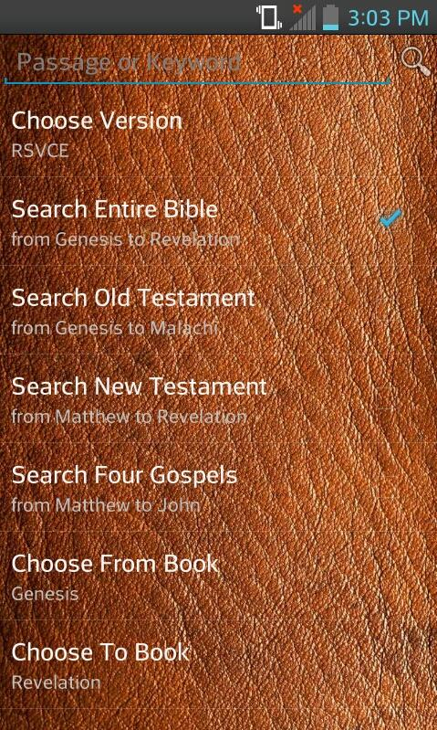 Bible catholic rsvce english 01 apk download android books bible catholic rsvce english 01 screenshot 6 fandeluxe Gallery