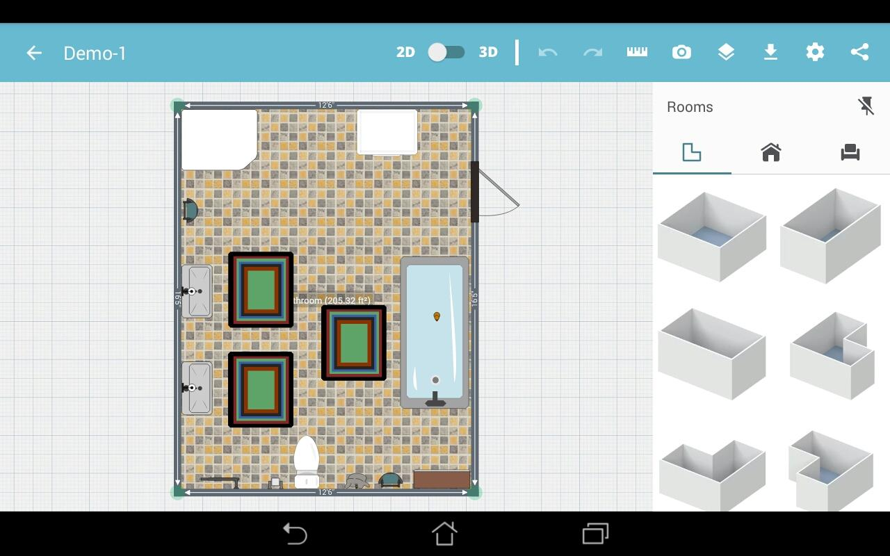 Bathroom Design 1.6.1 APK Download - Android Lifestyle Apps