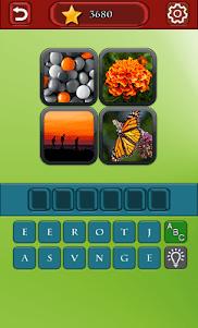 4 pics 1 word - photo game 1.0.0 screenshot 2