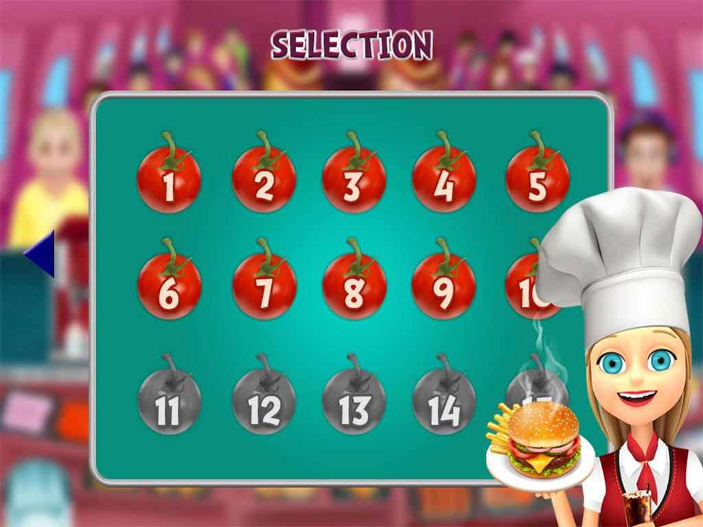 Airplane Kitchen Food Fever 1.1.2 APK Download - Android Casual Games