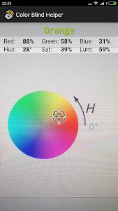 Color Blind Helper 1.0 screenshot 1