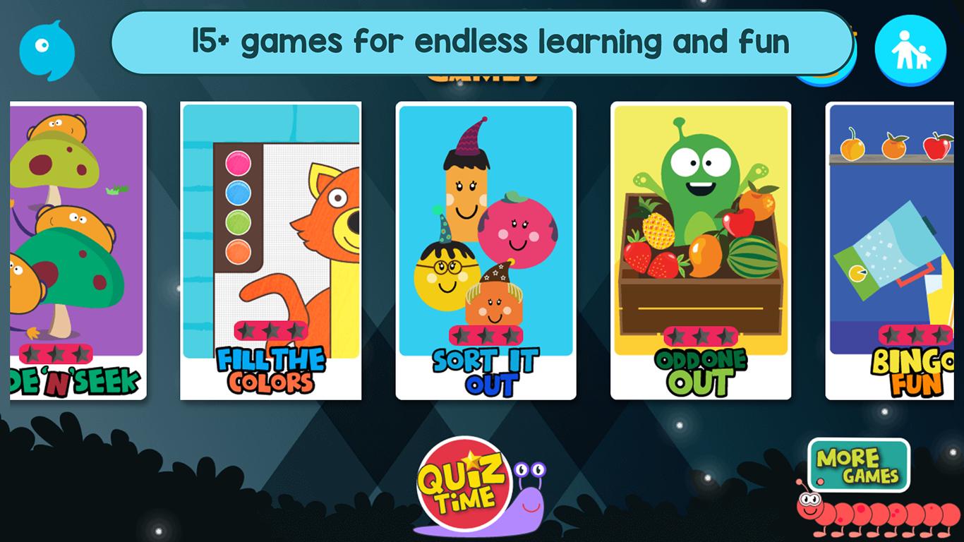 Preschool Learning Games - Fun Games Kids Premium 3.0.0 APK Download ...