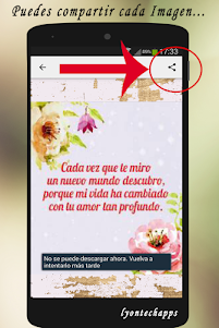 Poemas de Amor en Imagenes 1.01 screenshot 13