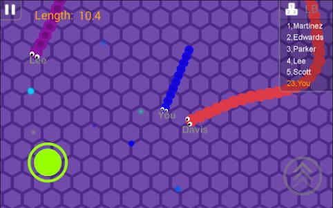 Snake Battle 1.1 screenshot 3