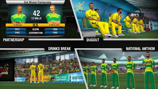 World Cricket Championship 2 2.8.3.1 screenshot 1