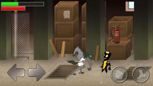 Alien Ben Blitzwolfer Lycan 1.1 screenshot 2