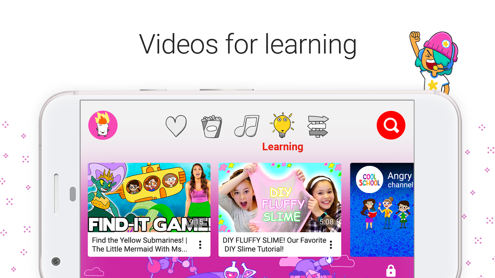 Youtube Kids Apk Download - Android underholdningsapps-2295