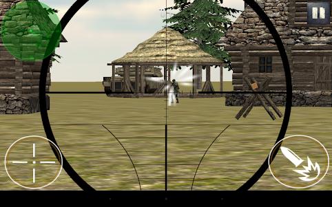 Army Commando Sniper Hunt 1.0 screenshot 1