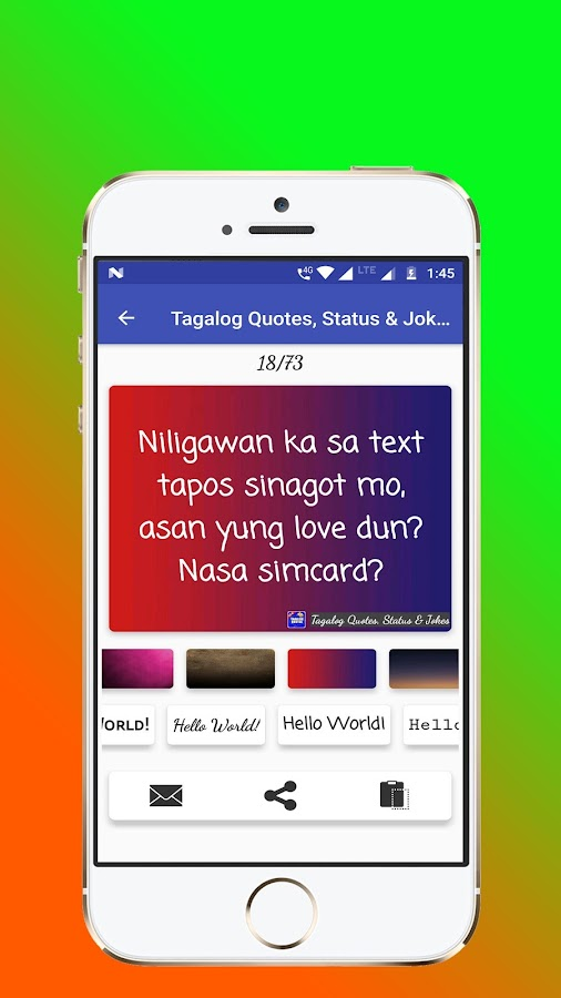 Tagalog Hugot Pinoy Bisaya Love Quotes Editor 60604 APK Download Inspiration Photo Editor With Love Quotes