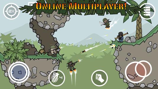 Mini Militia - Doodle Army 2 4.3.3 screenshot 1
