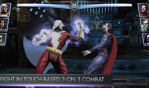 Injustice: Gods Among Us  screenshot 3