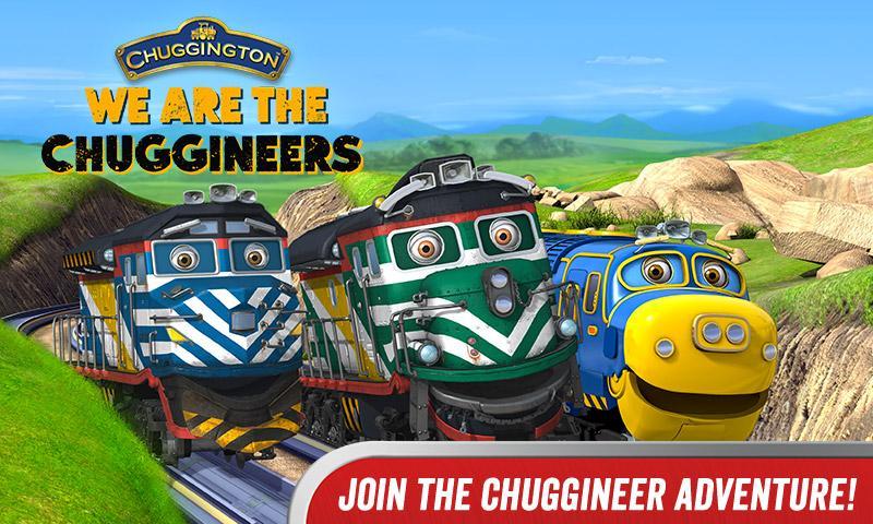 Chuggington - We are the Chuggineers 1 0 1 APK + OBB (Data File
