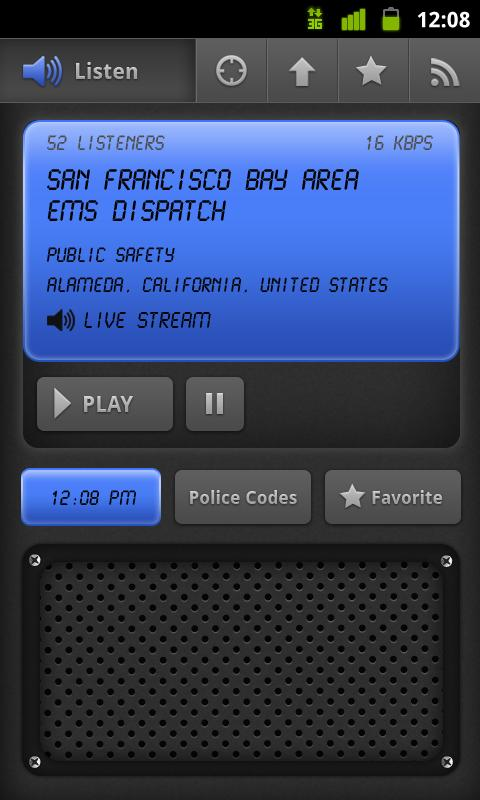 Police Scanner 2 0 Apk Download Android Lifestyle Apps