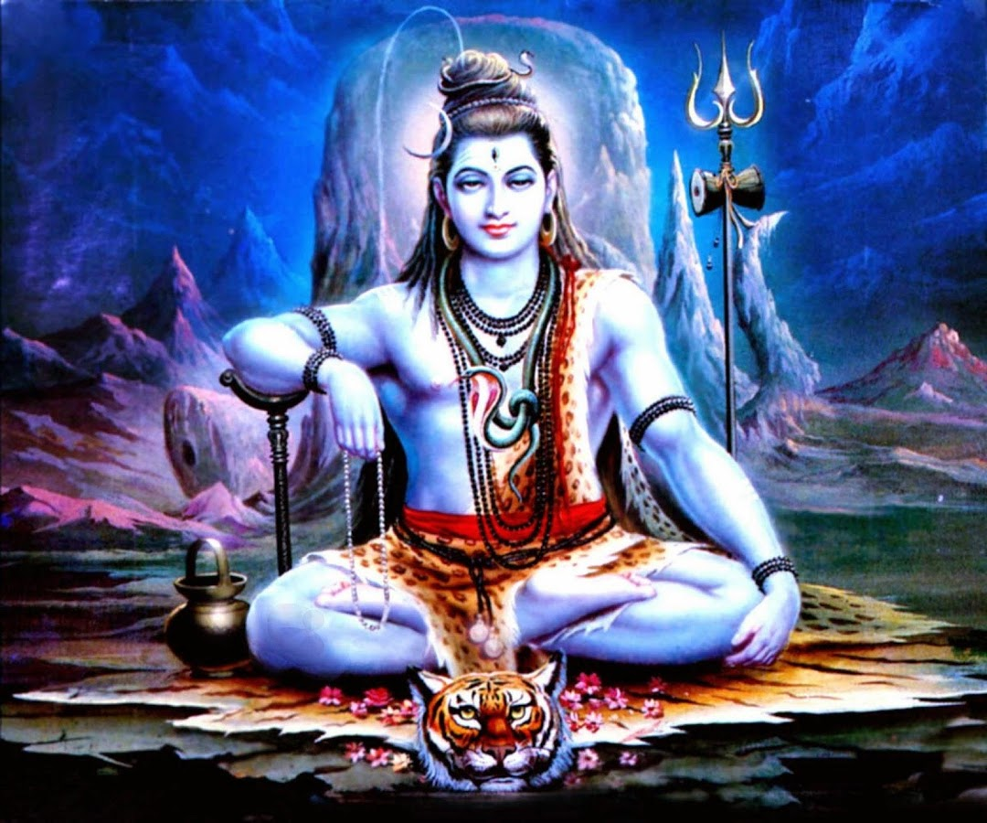 Lord Shiva Wallpapers HD 4K 11 Screenshot 22