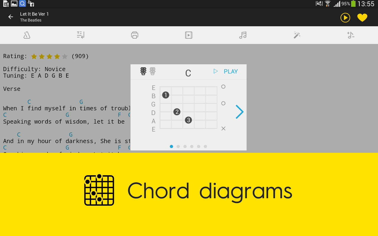 Tabs Chords 1111 Apk Download Android Music Audio Apps