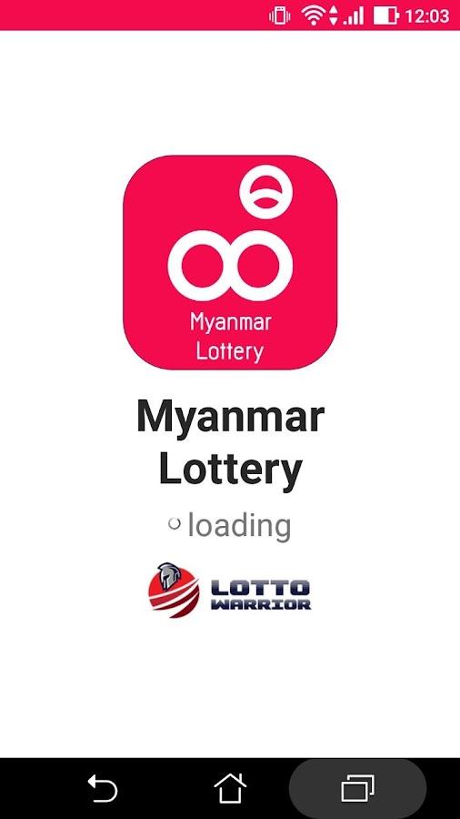 Aungbarlay & Stock two digit (Myanmar lottery) 2 4 4 APK