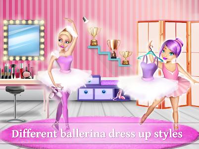 Ballerina Princess Debut Maker 6.0 screenshot 2