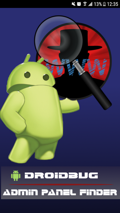 Droidbug Admin Panel Finder PRO 1 6 APK Download - Android Tools Apps