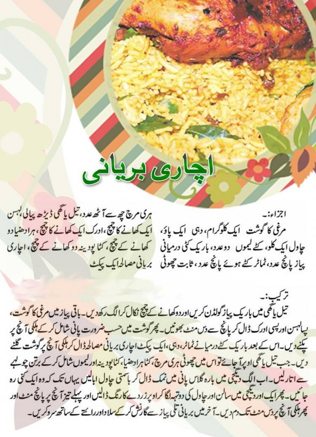 Ramadan Urdu Recipes 1 APK Download