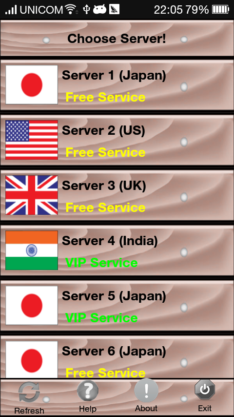 Super Proxy - VPN/Private IP 0102 APK Download - Android