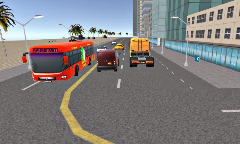Bus Simulator USA Driving Game: Real City Life Sim 1 0 APK Download