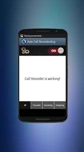 Auto Call Recording 2.0 screenshot 3