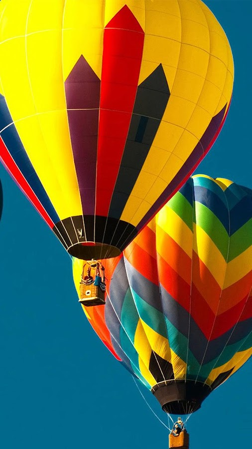 Hot Air Balloon Live Wallpaper 27 Apk Download Android