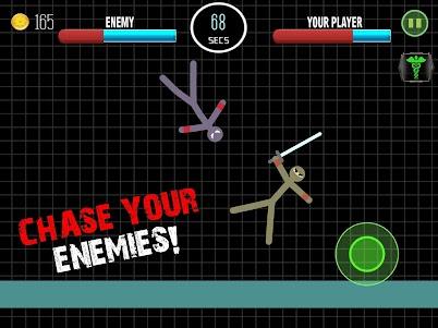 Stickman Fighting Physics Game 1.0 screenshot 14
