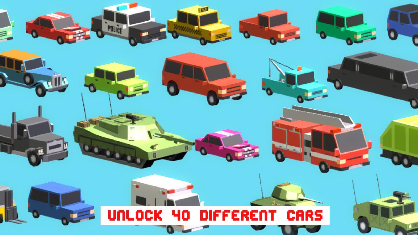 Smashy cars crossy road rage 50 apk download android racing games smashy cars crossy road rage 50 screenshot 12 publicscrutiny Image collections