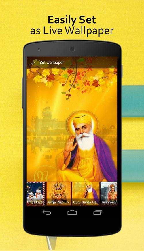 Guru Nanak Dev Live Wallpaper 13 Apk Download Android