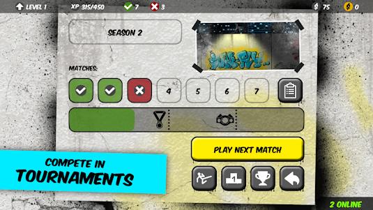 Street Fighting 2: Multiplayer 2.3.2 screenshot 5