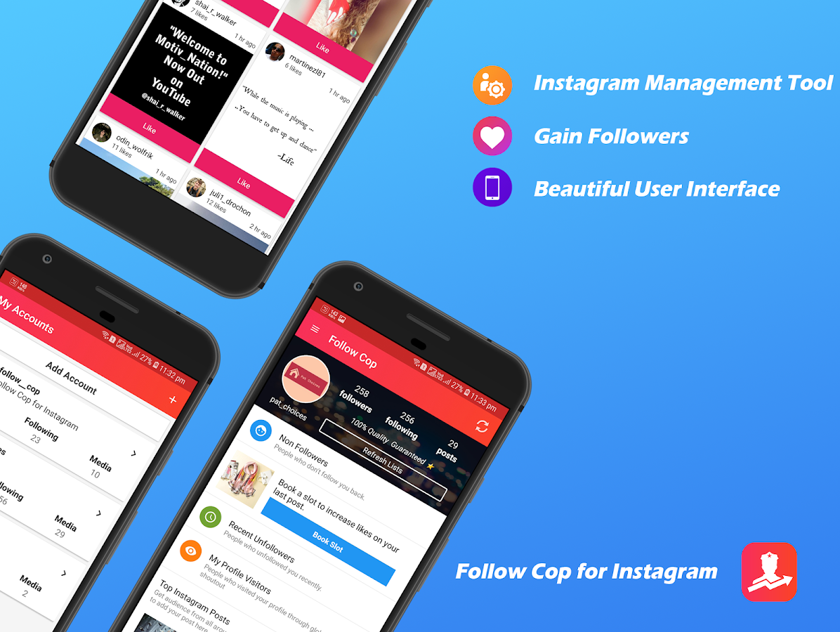 com instagram followcop 4 8 3 APK Download - Android cats  Apps