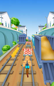 Subway Princess Run Surfers 1.1.1 screenshot 1