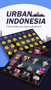 Urban Indonesia Typany Theme 2.5 screenshot 2
