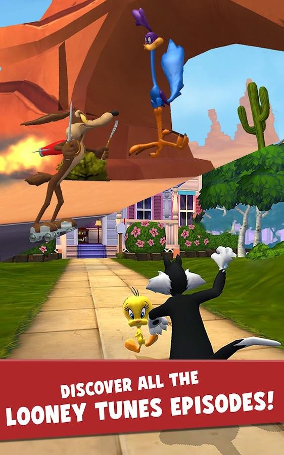 Looney tunes dash apk download android casual games looney tunes dash screenshot 16 voltagebd Images